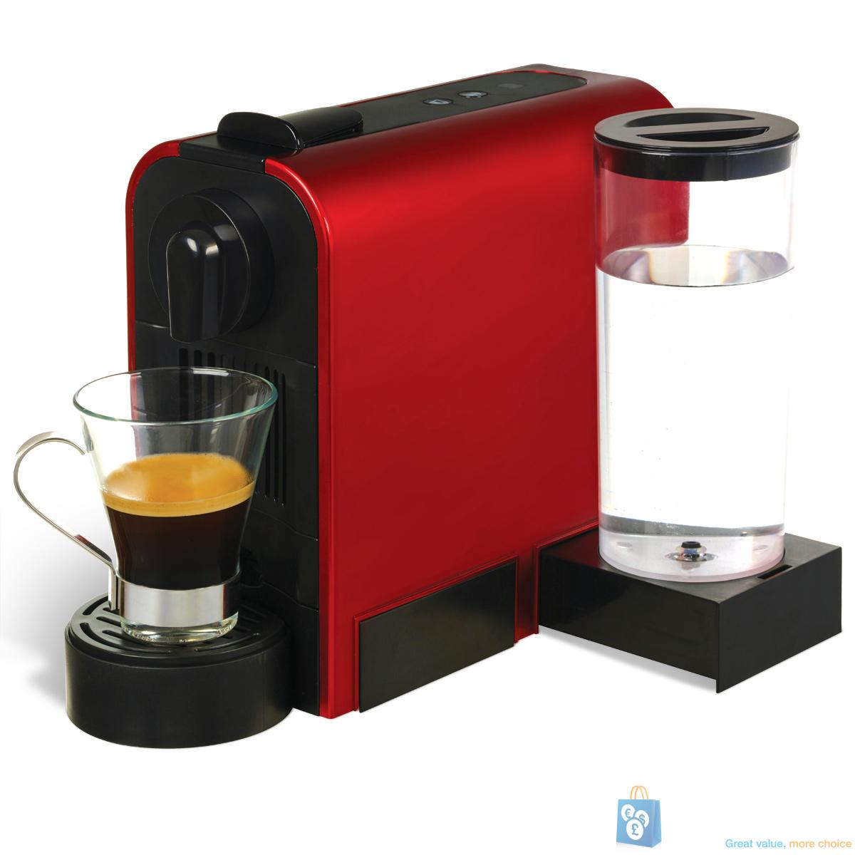 Platinum Capsule Coffee Maker : Capsule Coffee Maker eBay
